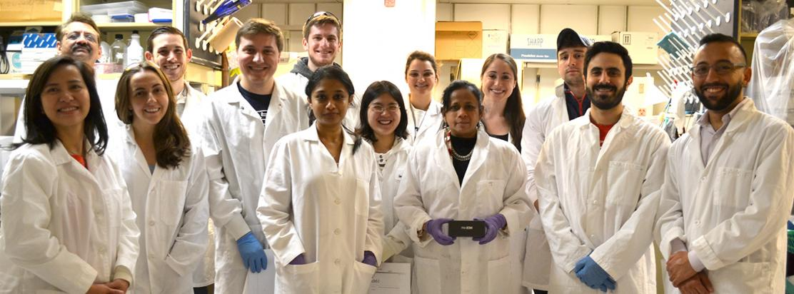group of researchers